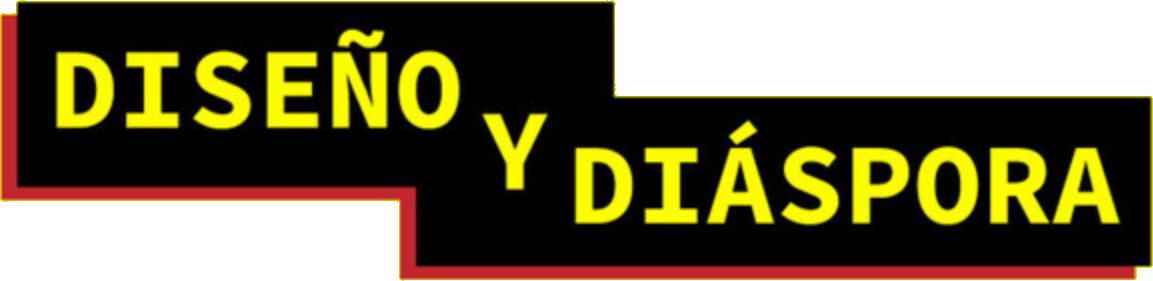Logo Diseño y Diáspora